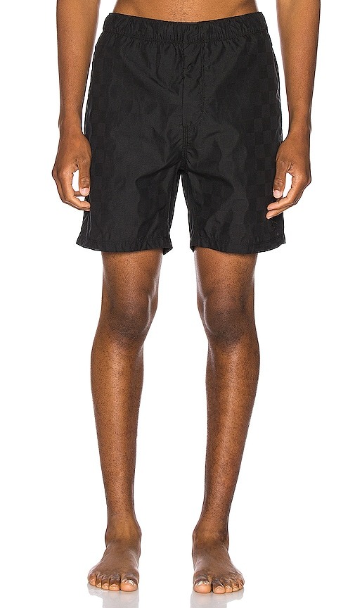 Checkerboard Laguna Short