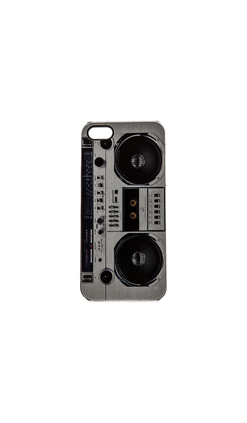 Boombox iPhone 5 Case