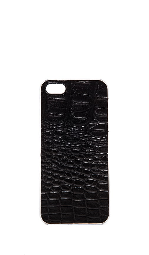 Faux Leather Reptilia iPhone 5 Case