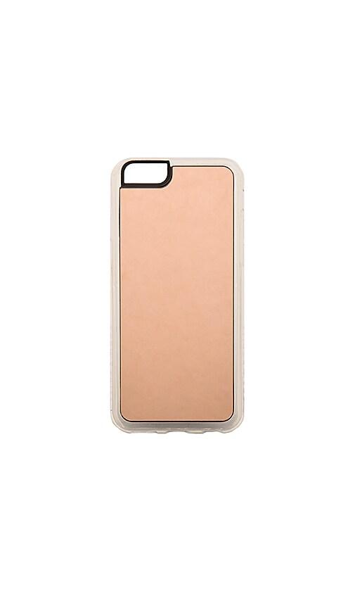ZERO GRAVITY Rose Mirror iPhone 6/6s Case in Metallic Copper