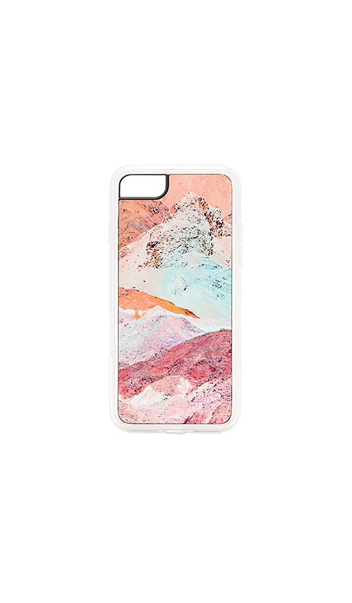 ZERO GRAVITY Echo iPhone 6/7 Case in Pink