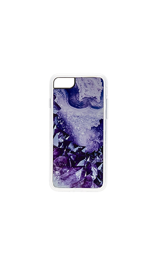 ZERO GRAVITY Healer iPhone 6/7 Case in Purple