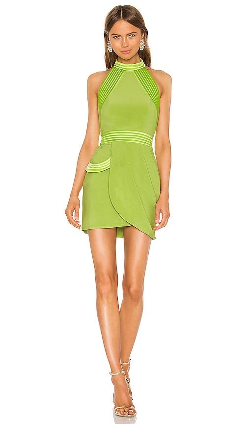 Algeny Mini Dress