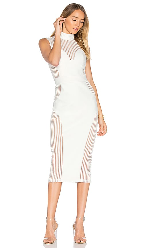 Zhivago The Boss Dress in White