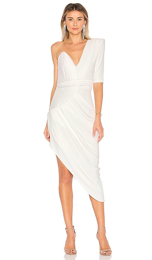 Zhivago Its No Game Dress in White