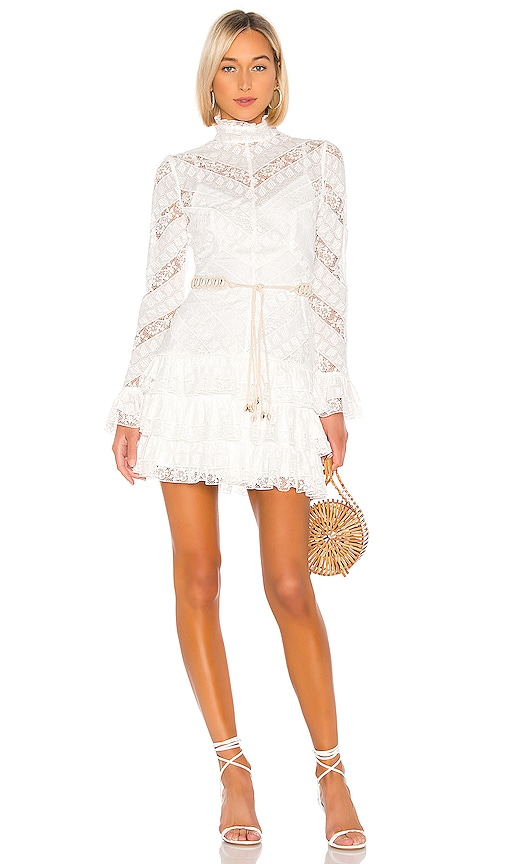 veneto-perennial-short-dress by zimmermann