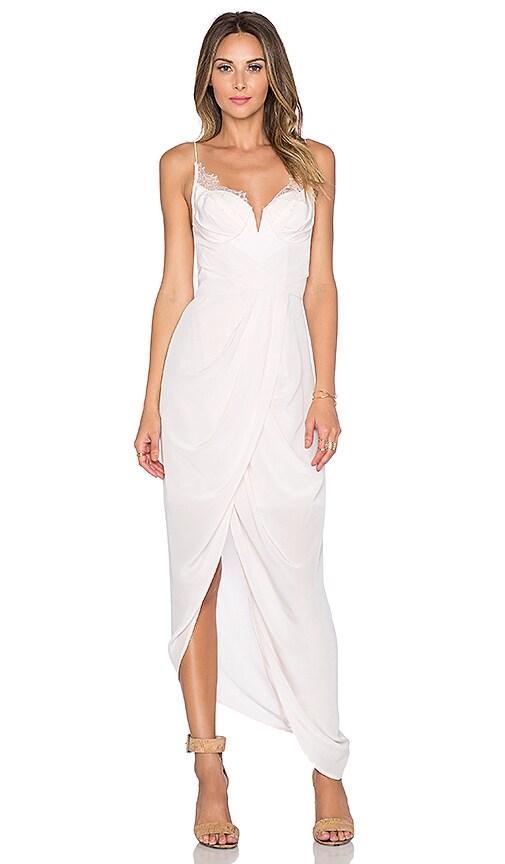 Silk Lace Maxi Dress Zimmermann