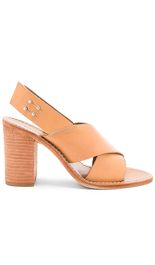 Zimmermann Urban Heel in Tan