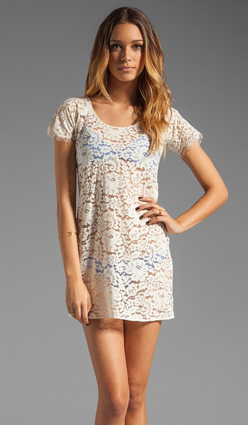 Endless Summer Lace Dress