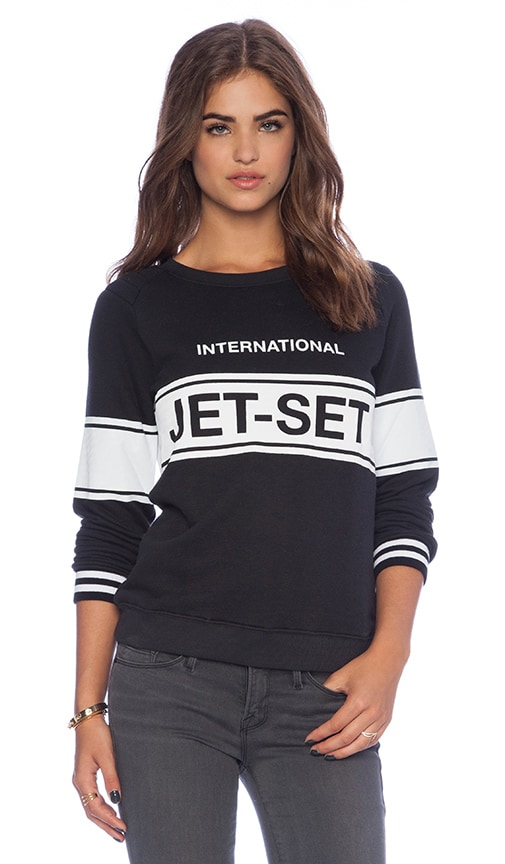 Jet Set Sweatshirt