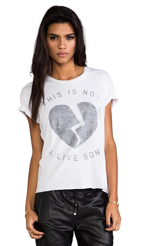 Not a Love Song Tee