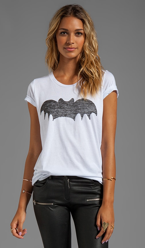 Bat Short Sleeve Tee