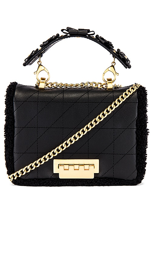 Earthette Small Soft Chain Shoulder Bag