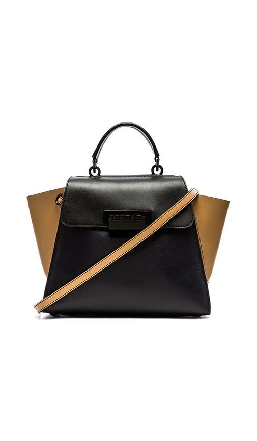 Eartha Colorblock Top Handle Bag