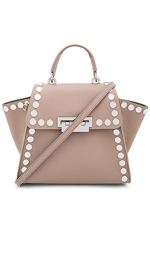 Eartha Iconic Top Handle Stud Bag