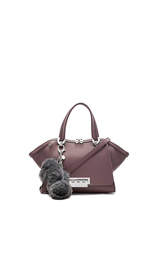 Zac Zac Posen Eartha Small Handbag in Wine