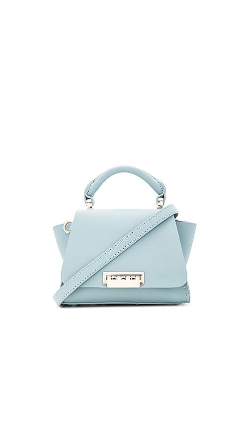 Zac Zac Posen Eartha Mini Crossbody in Baby Blue