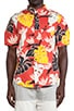 Birds of Paradise S/S Button Down, view 4, click to view large image.