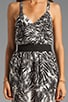 Belted Tank Dress, view 6, click to view large image.