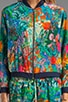 Silk Track Jacket, view 5, click to view large image.