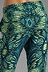 Silk Tribeca Pants, view 6, click to view large image.