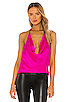 x REVOLVE Cowl Neck Cami, view 1, click to view large image.