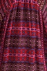 Patchwork Print Dress, view 6, click to view large image.