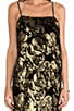 Village Burnout Mini Dress, view 5, click to view large image.