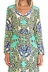 Vale Button Down Dress, view 4, click to view large image.