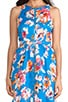 Caineville Floral Mini Dress, view 5, click to view large image.