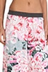 Sundra Wide Leg Floral Pant, view 5, click to view large image.