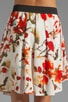 Steffi Pretty Print Skirt, view 6, click to view large image.