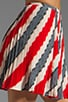 Dorene Stripe River Skirt, view 5, click to view large image.