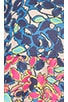 Caron V Neck Floral Dress, view 5, click to view large image.