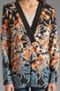 Floral Jacket, view 4, click to view large image.