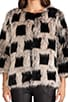Ischia Faux Fur Jacket, view 5, click to view large image.