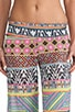 Aztec Pants, view 4, click to view large image.