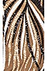 ROBE COURTE PRÈS DU CORPS LILAH, view 4, click to view large image.