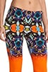 African Queen Legging, view 5, click to view large image.