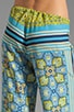 Image 6 of Clover Canyon Art Deco Tiles Wide Leg Pants in Multi