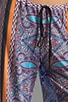 Baja Border Liquid Jersey Pant, view 4, click to view large image.