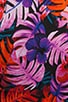 Yasmin Tropical Print Dress, view 6, click to view large image.