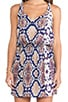 Racerback Mini Dress, view 5, click to view large image.