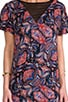 Lora Print Dress, view 5, click to view large image.