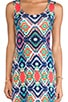 Totem Maxi Dress, view 5, click to view large image.