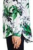 Reese Paradise Palm Print Blouse, view 5, click to view large image.