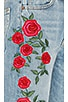 Karolina High-Rise Skinny Jean, view 6, click to view large image.