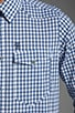 New Western Check Shirt, view 5, click to view large image.