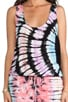 Rhodes Simple Tank Jumpsuit, view 4, click to view large image.