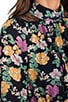 Jesse Long Sleeve Floral Dress, view 6, click to view large image.